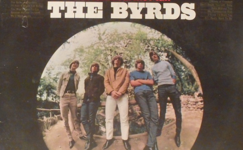 The Byrds- Mr Tambourine Man