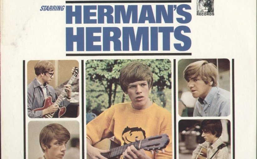 OST (Herman's Hermits)- Hold On!