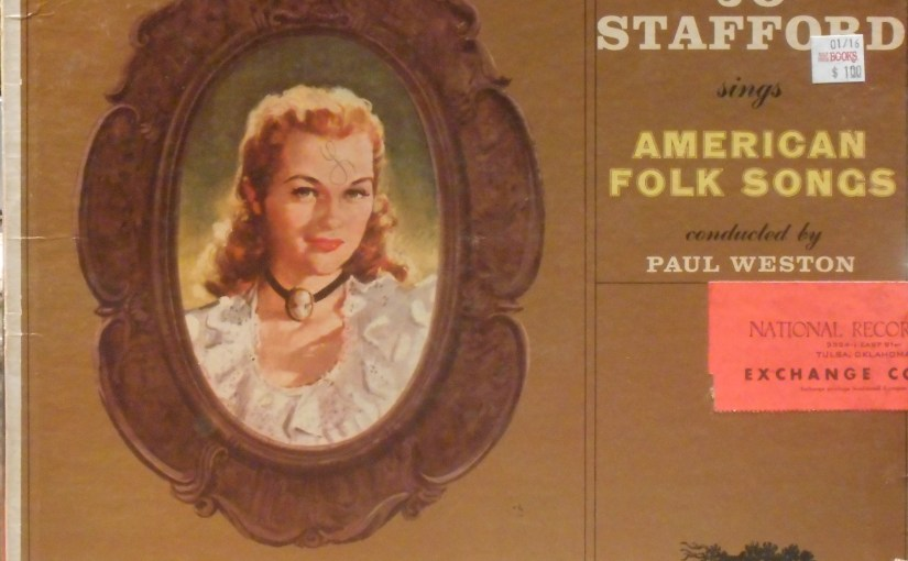 Jo Stafford- Sings American Folk Songs