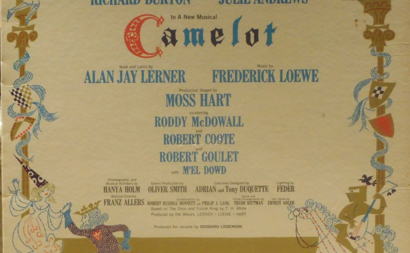 Original Cast Recording- Camelot