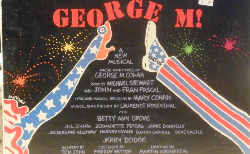 Original Cast Recording- George M.