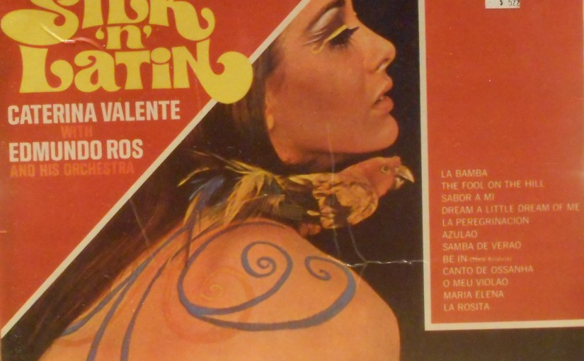 Caterina Valente with Edmundo Ros – Silk 'N Latin