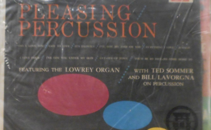 Ted Sommer and Bill Lavorgna – Cole Porter in Pleasing Percussion
