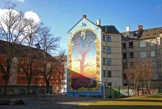 An artful ride through Copenhagen – the street art series