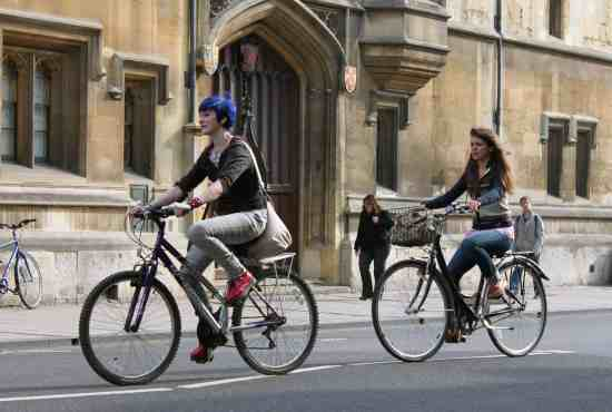 The Insider's Guide to Visiting Oxford by Bike