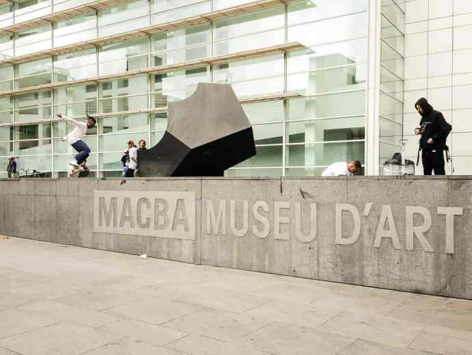 Alternative Barcelona - MACBA