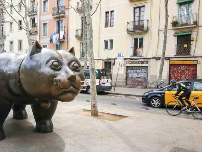 Alternative Barcelona - Rambla del Raval