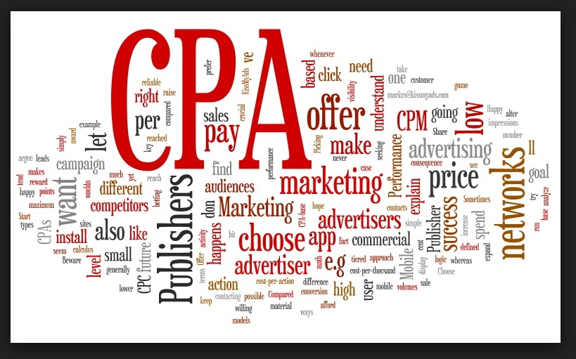 How to Start Affiliate Marketing (Part 2: Find an Affiliate Networks-CPA)