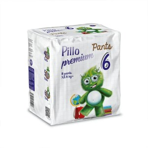 pants pillo extra large taglia 6