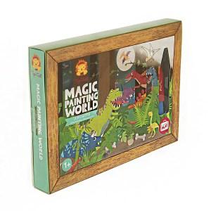 magic painting world