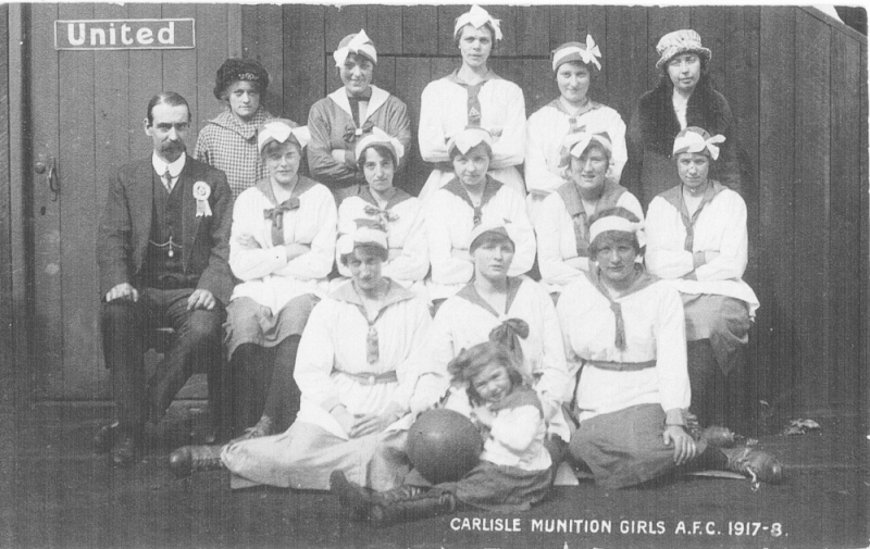Carlisle Munitionettes