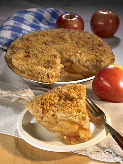 J is for Julian Apple Pie Company Dutch Apple Pie