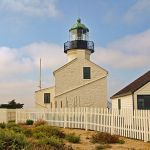 P is for Point Loma Lighthouse