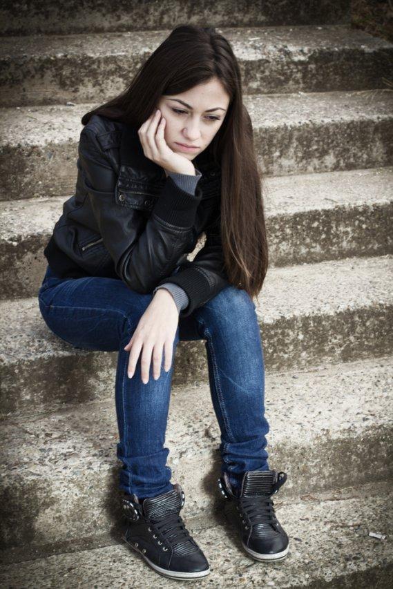 Adolescenti tristi  DonnaD