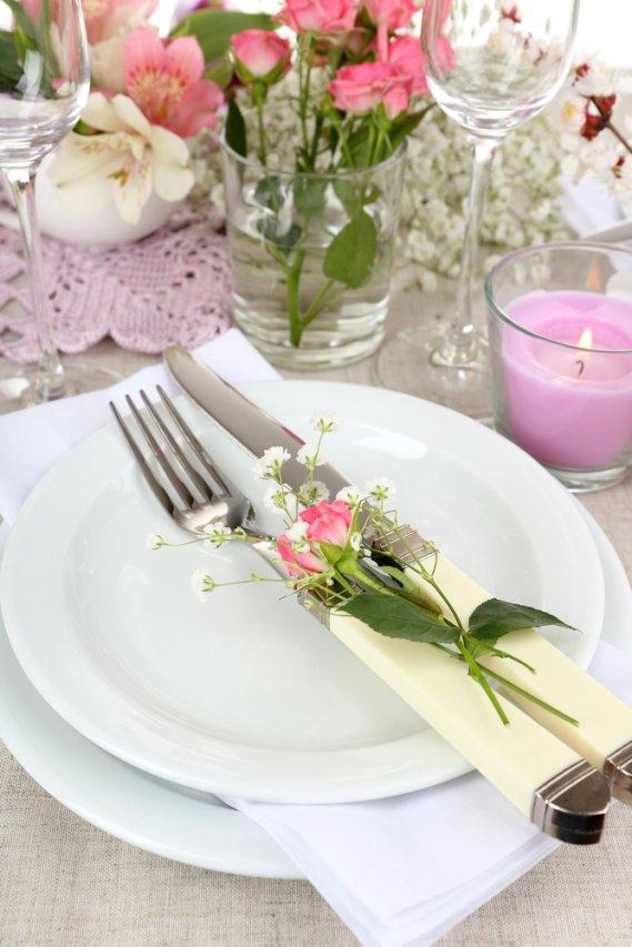 La tavola di primavera  DonnaD