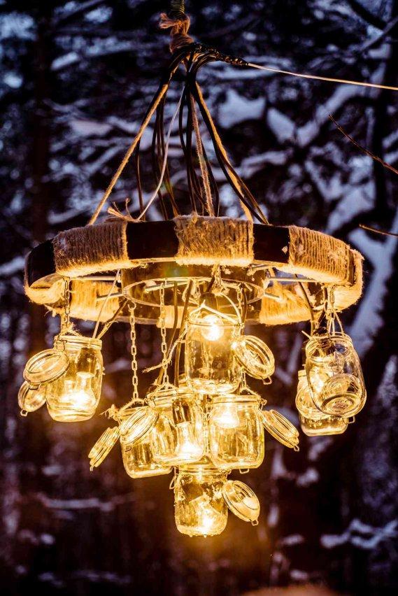 Lampadari fai da te semplici 3 idee  DonnaD