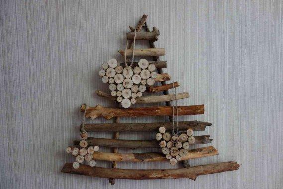 Albero di Natale fai da te idee per il riciclo creativo