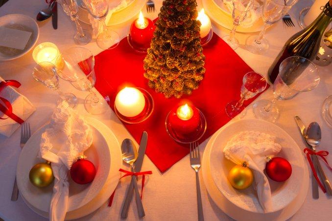 Colori e atmosfere per la tavola di Natale  DonnaD
