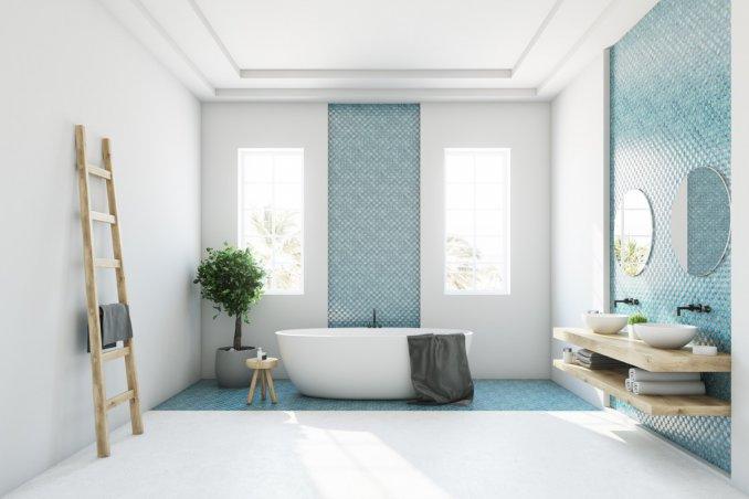 Come arredare un bagno moderno  DonnaD