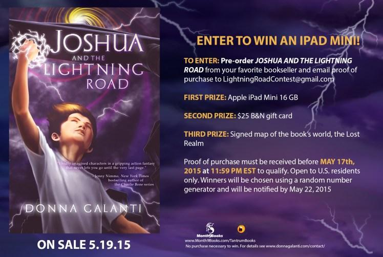 iPad Promo JOSHUA
