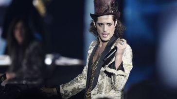 """Eurovision, la cantante della Serbia innamorata di Damiano David: """"È meraviglioso"""""""
