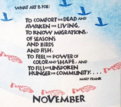 Art Light Calendar_2012