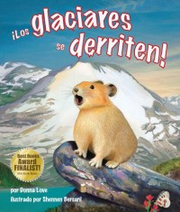 The Glaciers are Melting in Spanish