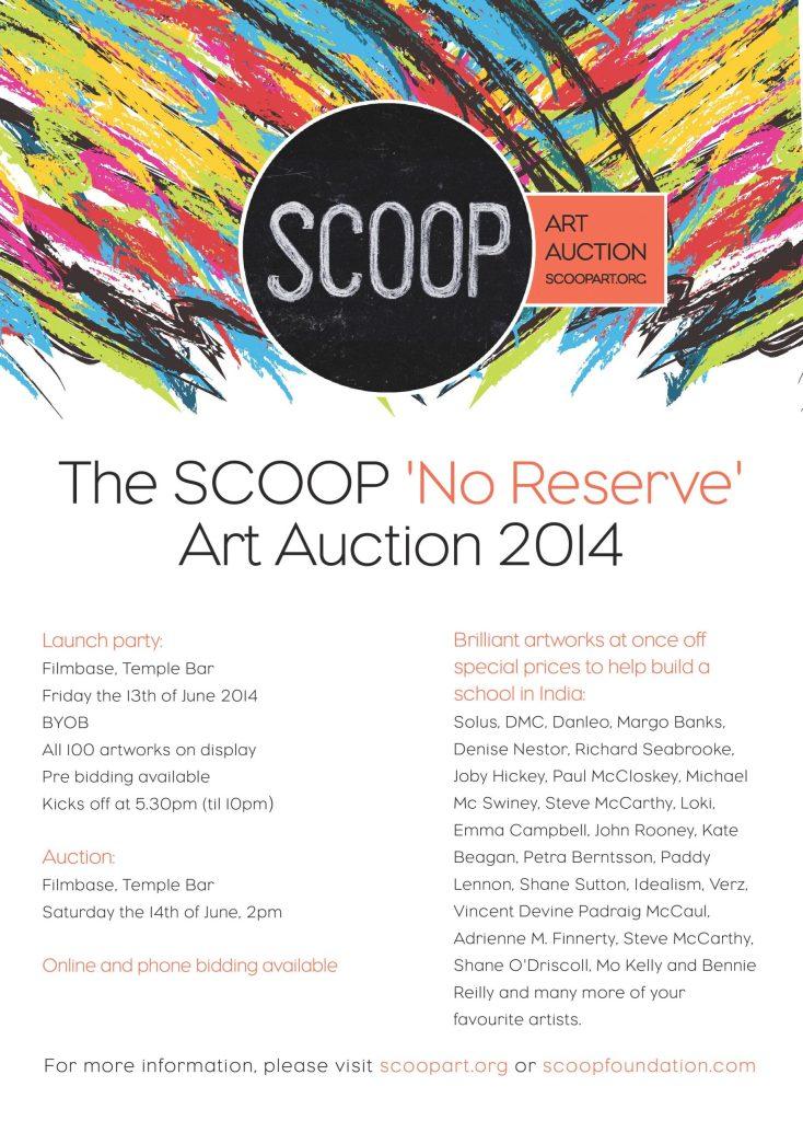 Art Auction Scoop 2014