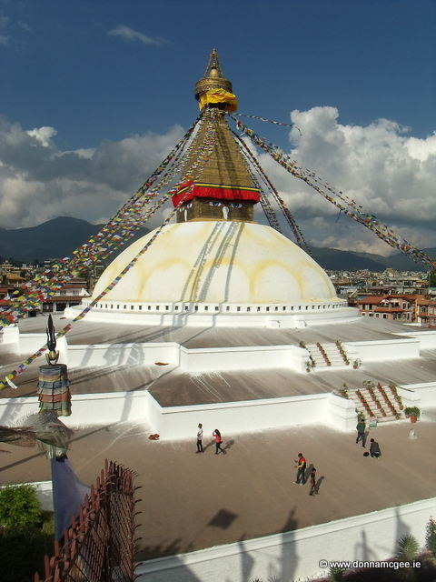 Boudhnath Stupa, Nepal - Art and Travel Adventure to Nepal - A place of inspiration and beauty!