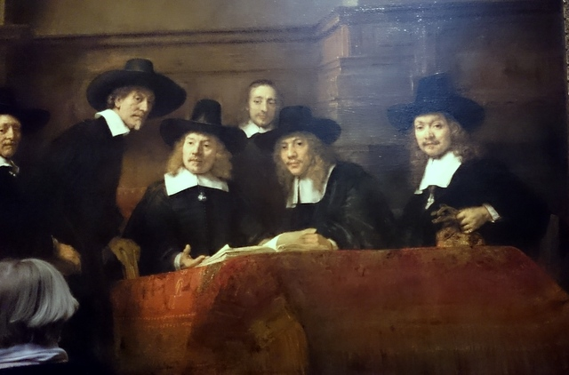 Late Rembrandt at The Rijksmuseum