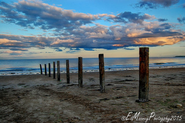 EdMooney Redbarn Beach Sunset