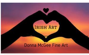 love irish art - donna mcgee fine art