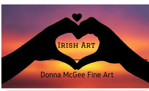 love irish art - donna mcgee fine art