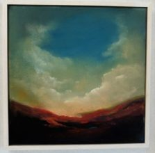 Transcendence Oil Painting by Donna McGeeTranscendence Oil Painting by Donna McGee