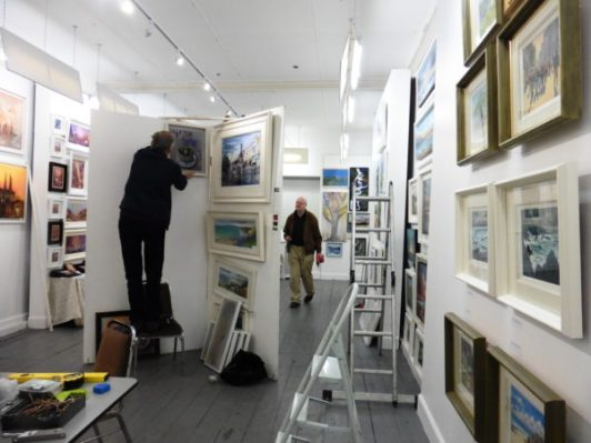 Enniskerry Christmas Art Exhibition