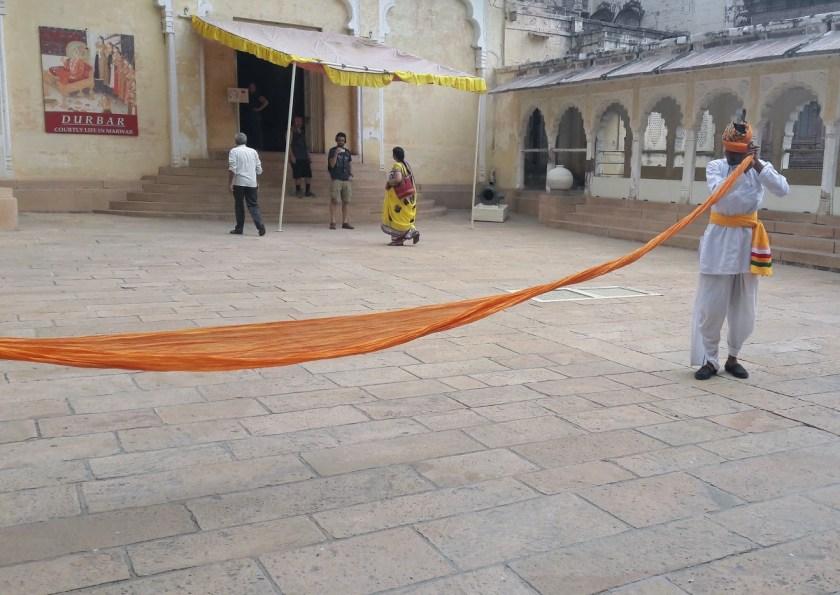 Sikh Turban Creation