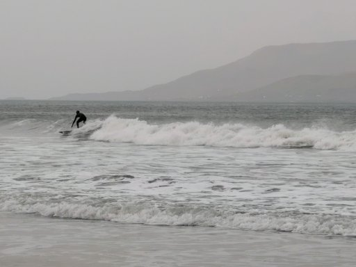 Surfing in Carrowmore