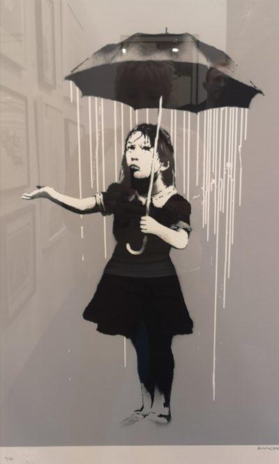 Banksy at Art Source