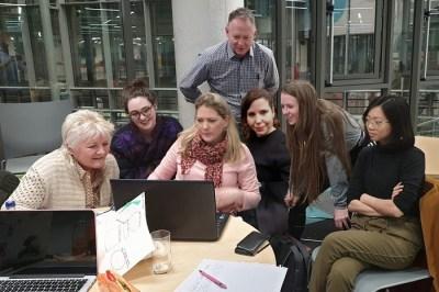 Student Entrepreneur Awards 2020 - Creative and Cultural Entrepreneurship Trinity College Dublin - Donna McGee