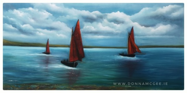Galway Hookers Set Sail
