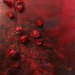 Undying love Series -Eastern Embers Oil painting