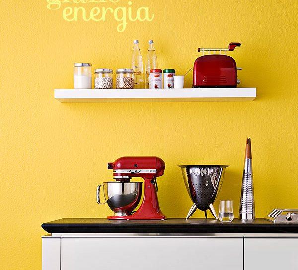 Le camere delle bimbe saranno rosa, le stanze da letto azzurre e i colori delle pareti delle cucine saranno gialle. Scegli Il Colore Piu Adatto Alla Tua Cucina Donna Moderna