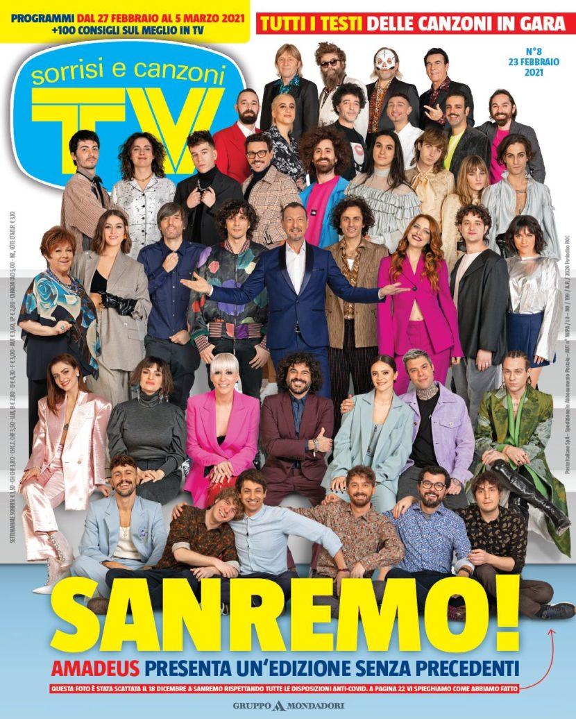 TV Sorrisi e Canzoni, le iniziative per Sanremo 2021 - Donna Moderna
