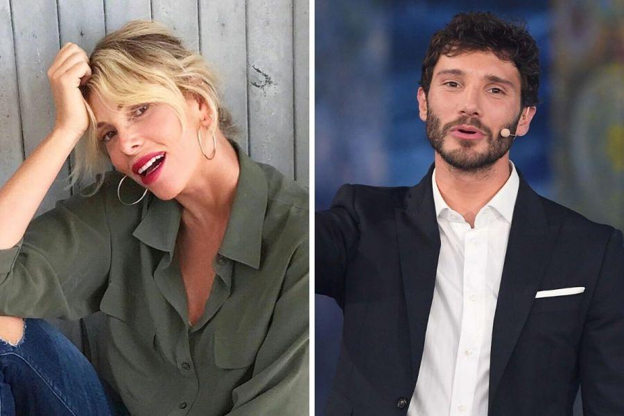 Alessia Marcuzzi e Stefano De Martino