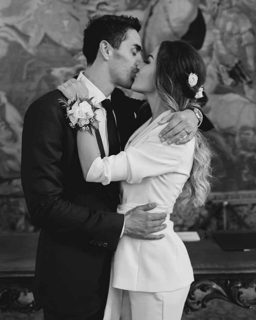 giorgia palmas filippo magnini matrimonio segreto sposati