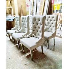 Dining Chairs With Stainless Steel Legs Trex Adirondack Bustamante Chair In