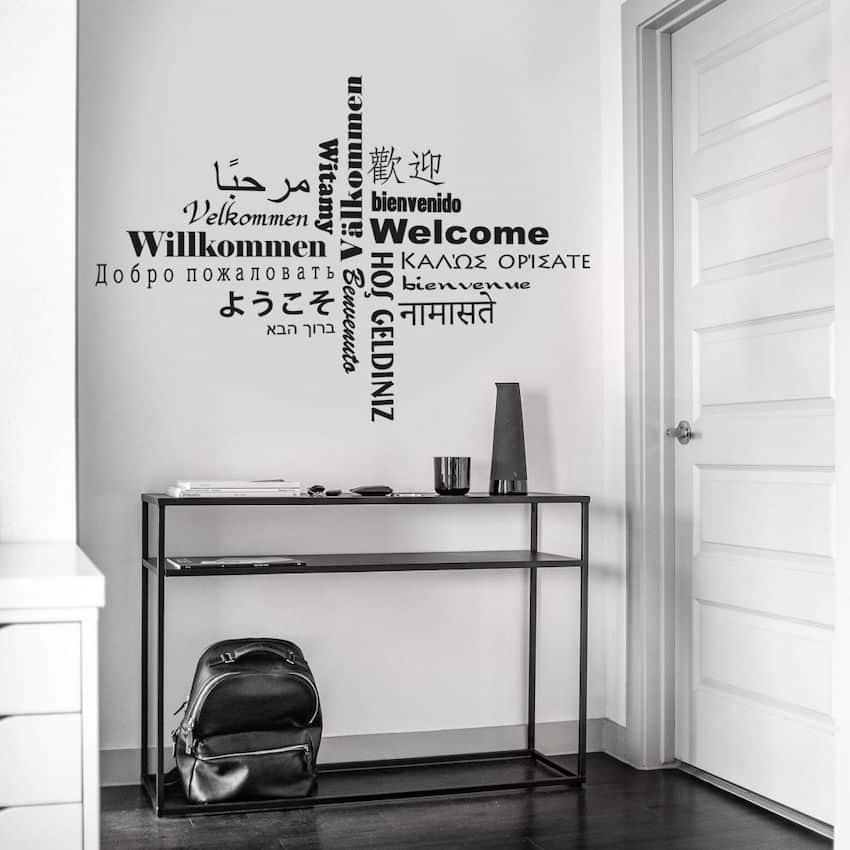 Prodotto italiano garantito al 100%. Adesivi Murali L Arte Di Arredare Con Frasi Scritte E Citazioni Donne Sul Web