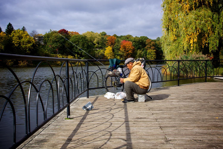 high park fisherman