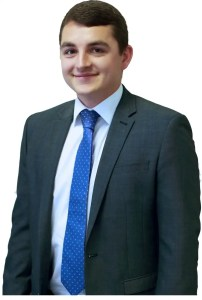 Photo of Daniel Fitzsimmons, Trainee Legal Executive at Donoghue Solicitors.