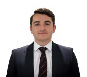 Photo of Daniel Fitzsimmons, Chartered Legal Executive, who represented Charlie Mousley after his union solicitors dropped his claim.